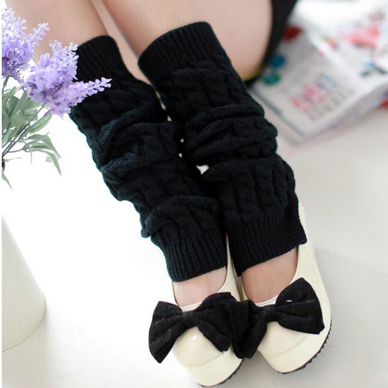 femme fille chaussettes jambi res gu tre leggings chaud tricot hiver cadeau no l. Black Bedroom Furniture Sets. Home Design Ideas