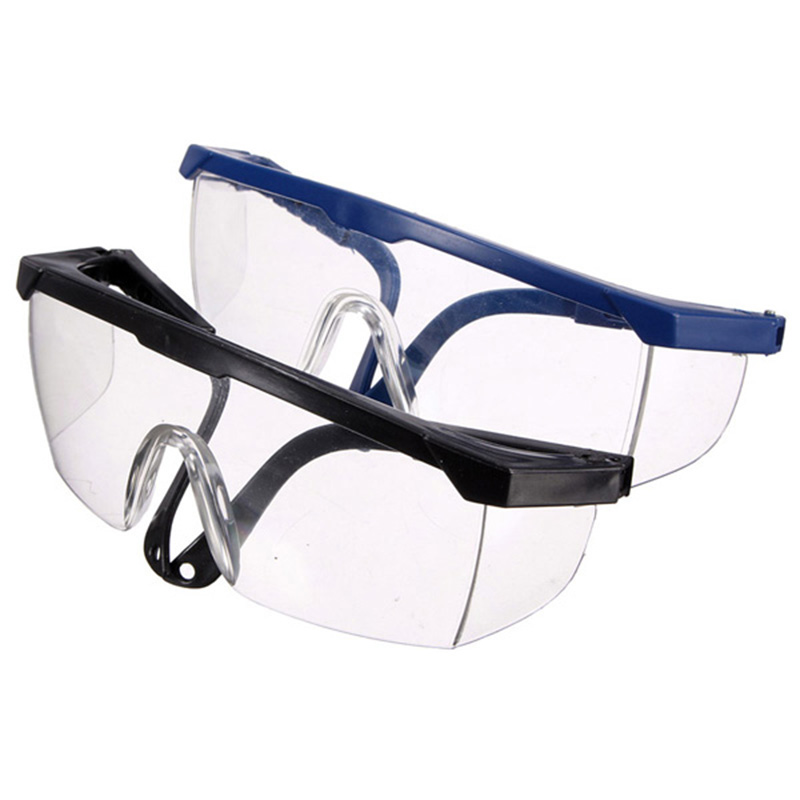 2x Vented Safety Eye Protection Protective Lab Anti Fog ...