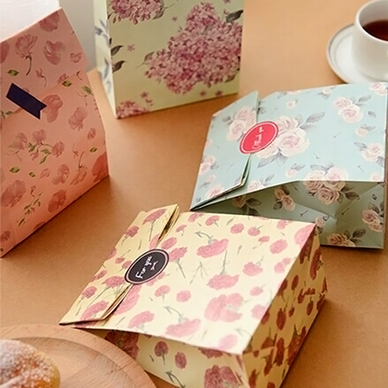 Wedding Gift Paper Bags : ... Wrap Paper Bags Party Wedding Gift Present Paper Bag + Stickers eBay