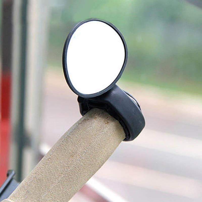 Universal fahrradspiegel r ckspiegel lenkerspiegel fahrrad for Spiegel 70x60