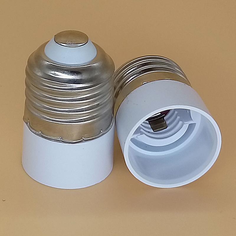 1/5X E27 to E14 Socket Lamp Holder Extend Base LED Light ...