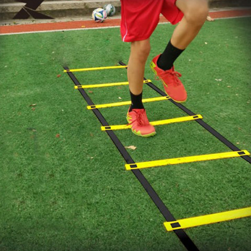 New 6 Rung Agility Ladder For Soccer Football Speed