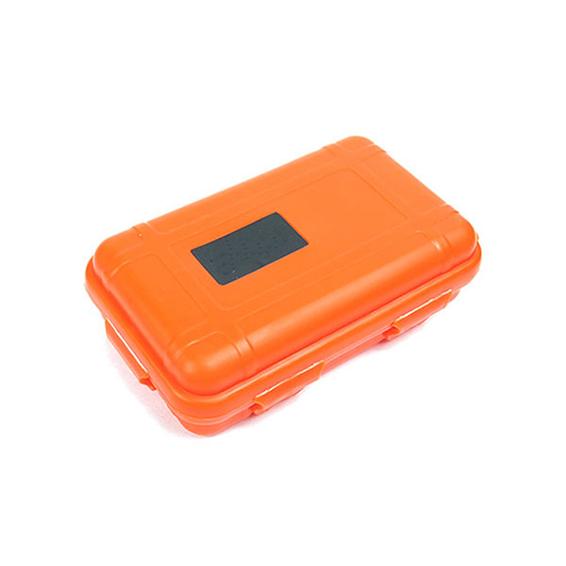 1pc waterproof outdoor plastic survival camping container storage case