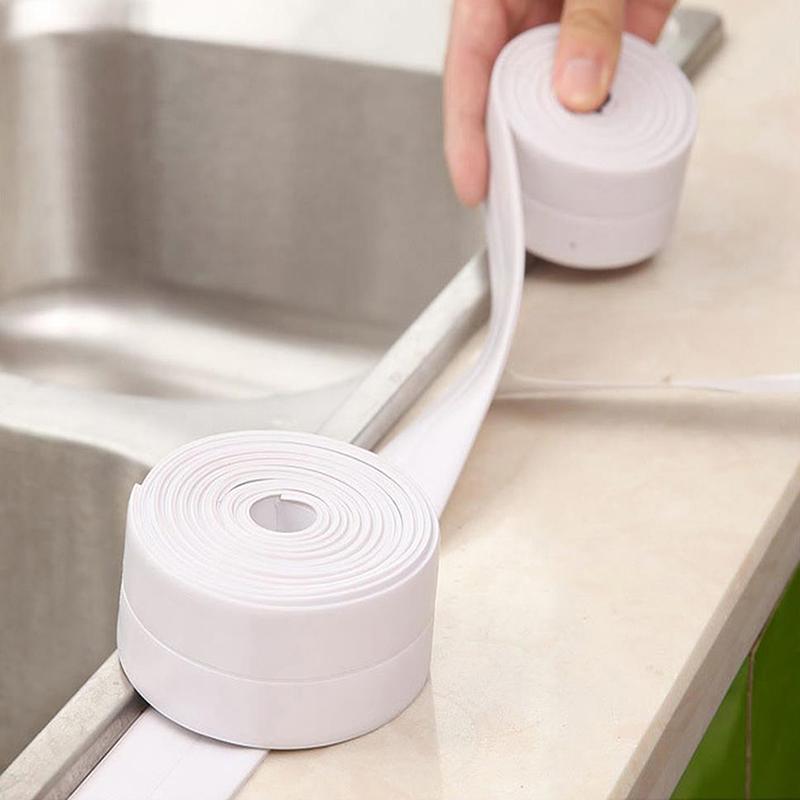Kitchen bathroom wall board crack sealing tape waterproof for Bathroom ideas 3m x 3m
