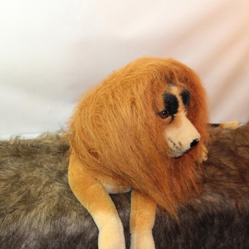 how to make a lion mane wig