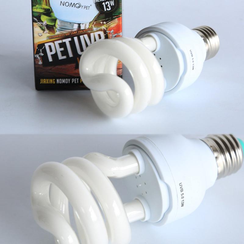 Reptile UVB 10.0/ 5.0 13W Compact Light Fluorescent Desert