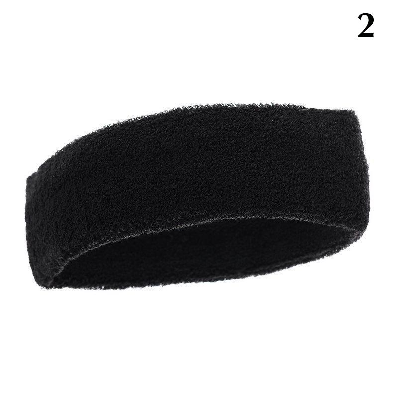 color yoga headband extensible bandeau lastique cheveux turban femmes homme ebay. Black Bedroom Furniture Sets. Home Design Ideas