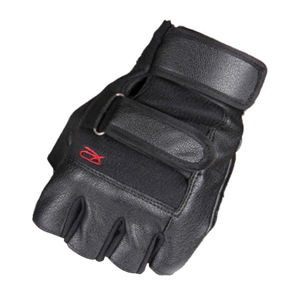Mens Soft Fashion Leather Driving Motorcycle Biker ...