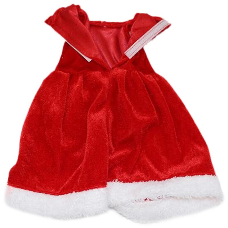 weihnachten kleider bekleidung und kleid f r barbie puppe. Black Bedroom Furniture Sets. Home Design Ideas