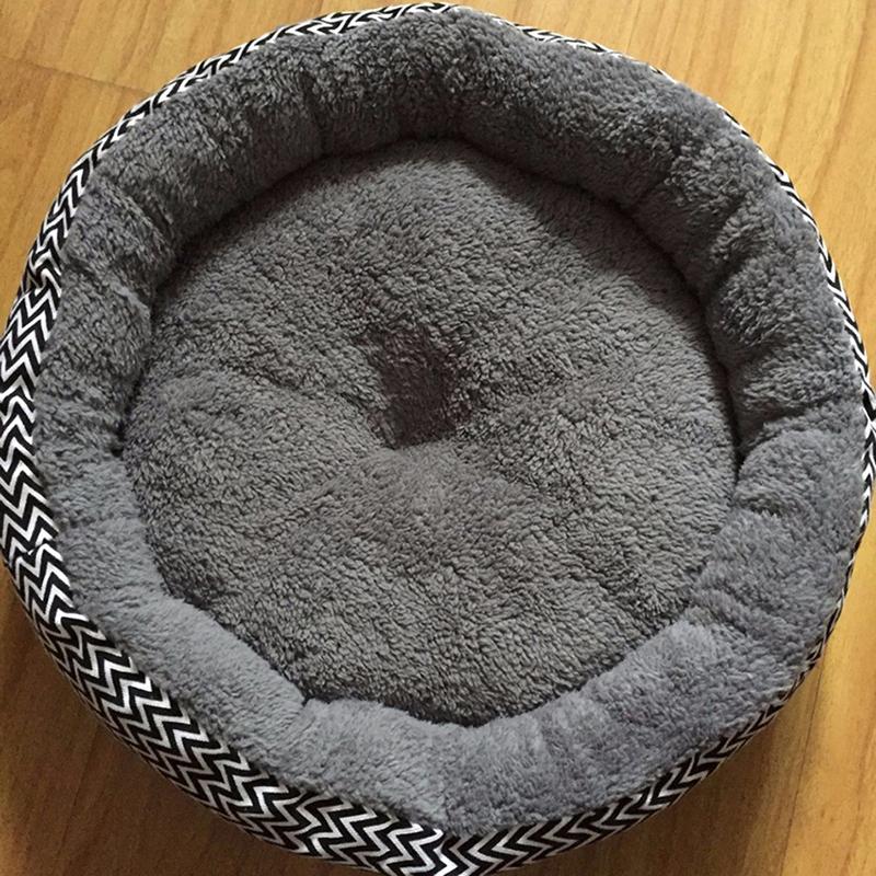 Round Animal Pillows : Pet Round Animal Bed Dog Bed Cat Bed Dog Pillow Dog Sofa Bed Dog Basket eBay