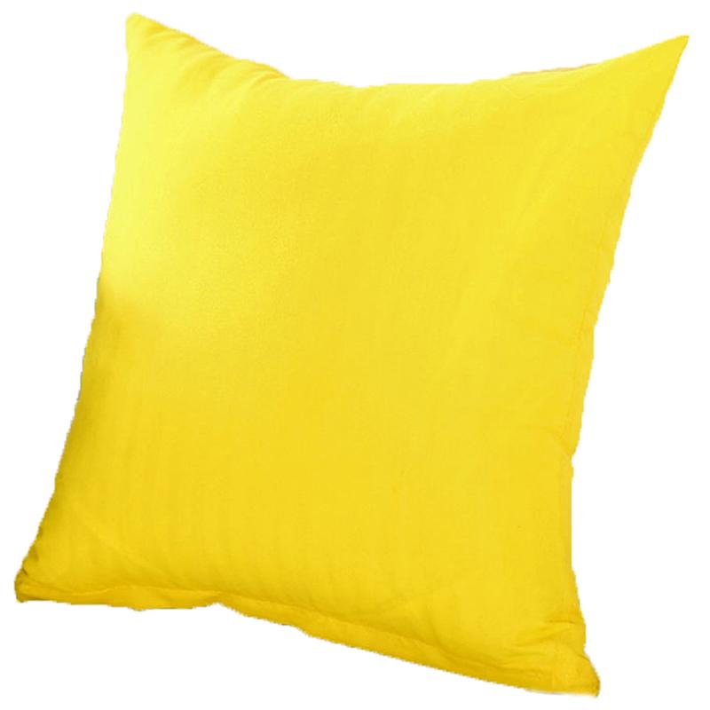 Flower Geometric Sequins Plain Throw Pillow Case Cushion Cover Sofa Home Decor