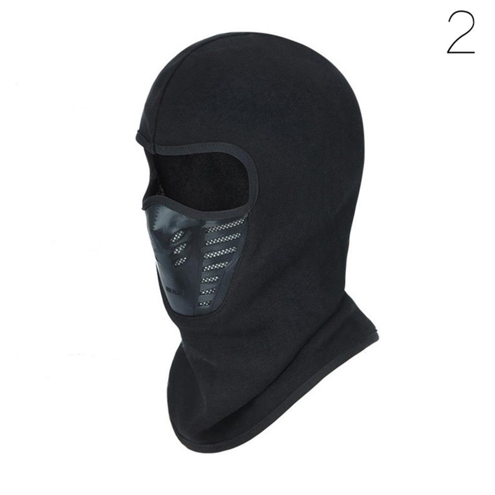 Balaclava Under Motorcycle Helmet