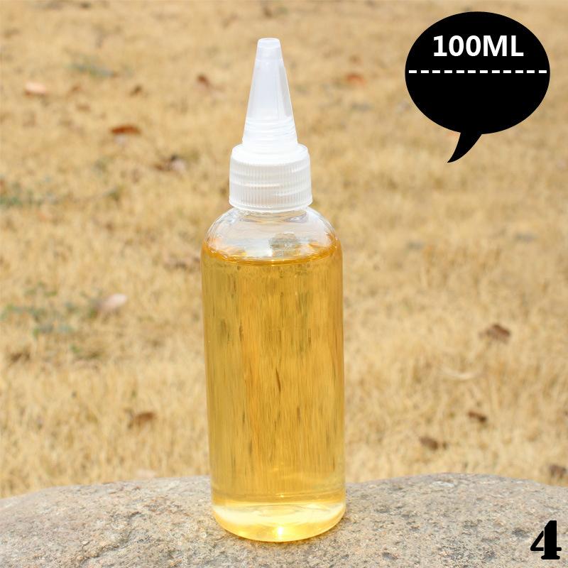 10 100ml travel portable spice bottle jar glass lid. Black Bedroom Furniture Sets. Home Design Ideas
