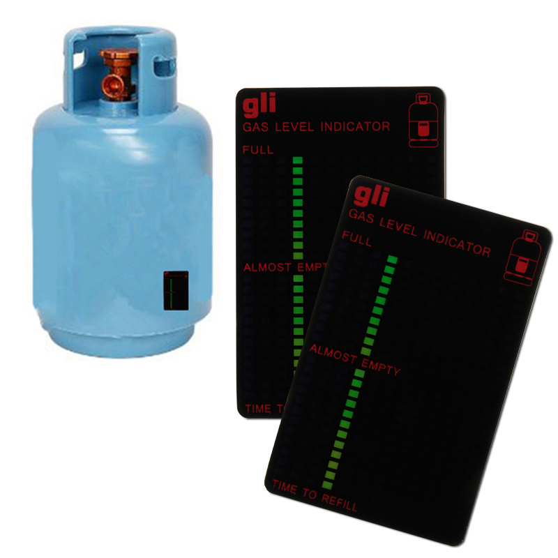 Propane Butane LPG Fuel Gas Tank Level Indicator Magnetic ...