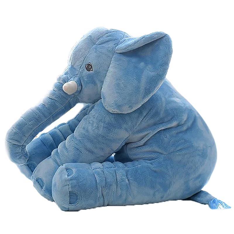 Cute Pillow Doll : Cute Elephant Plush Doll Pillow Soft Stuff Lumbar Sleep Pillow Baby Kids Toy eBay