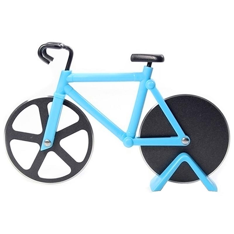 fahrrad pizzaschneider pizzaroller pizzamesser pizzarad. Black Bedroom Furniture Sets. Home Design Ideas
