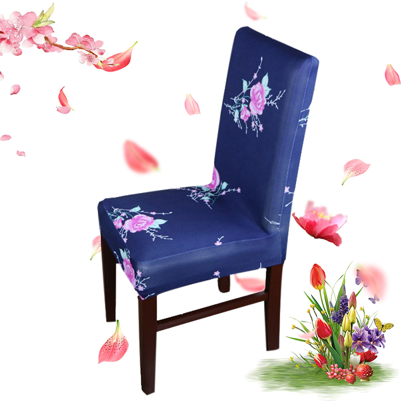 Stretch Dining Room Wedding Banquet Chair Cover Home Party