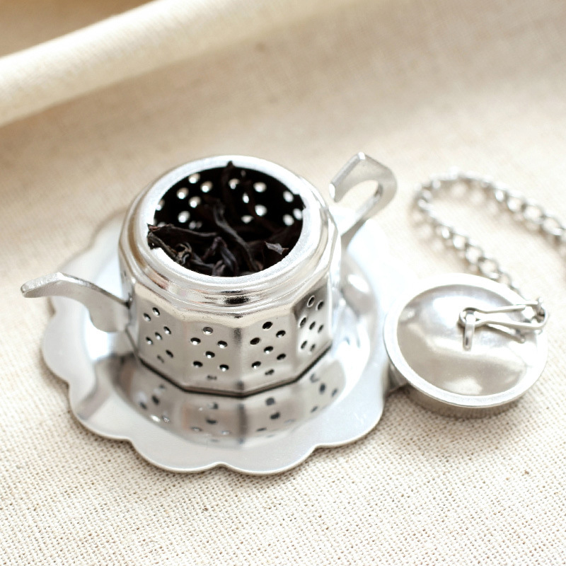 how to use a tea infuser ball