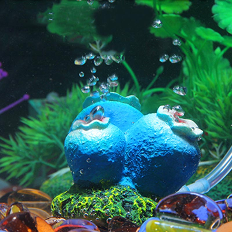 Air bubble stones for pond aquarium fish tank pump oxygen for Aquarium fish for pond