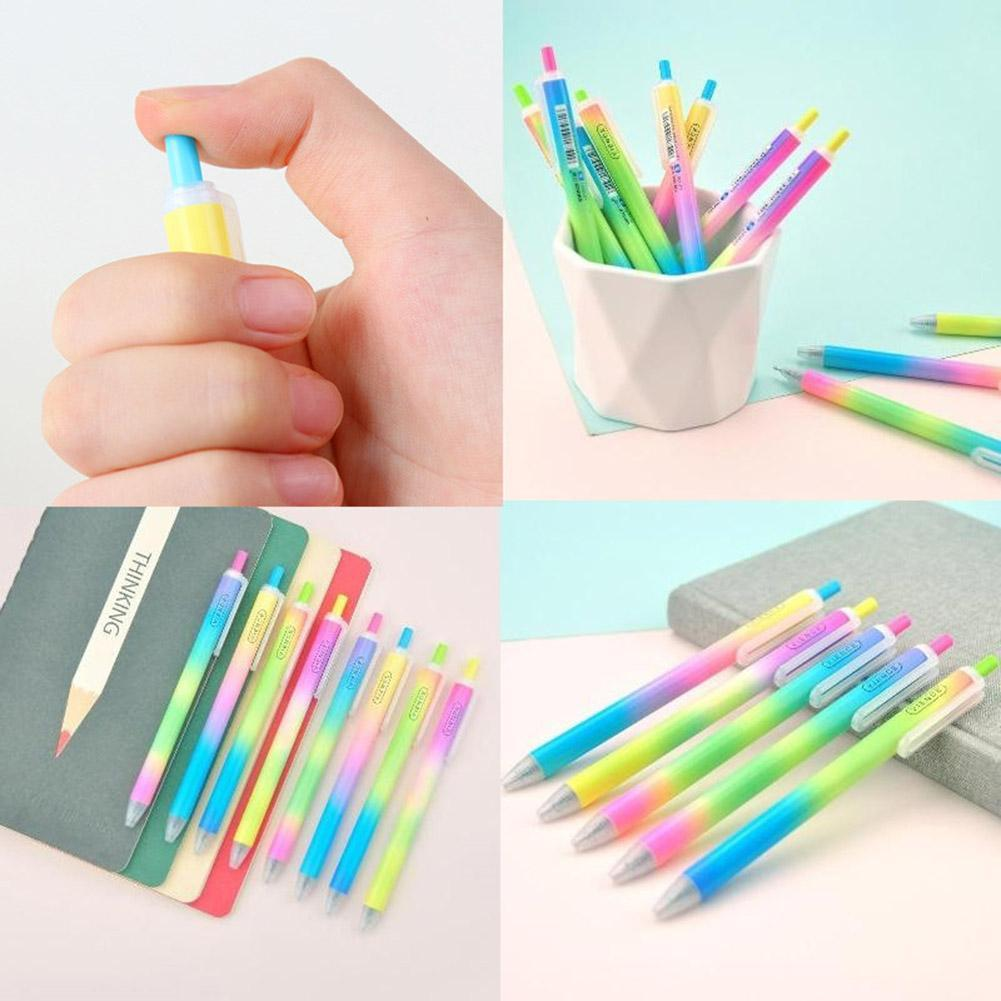 5 PCs/set Gift Stationery Finger Ring Book Holder Thumb Brace Multifunction