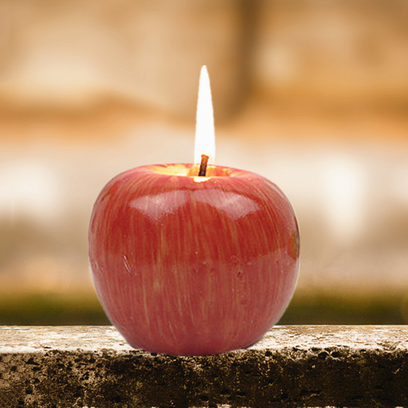 Buy low price, high quality apple shaped candles with worldwide shipping on s2w6s5q3to.gq