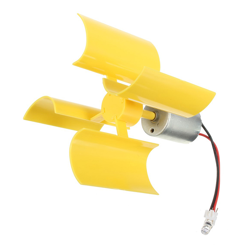 Mini Micro Mikro Wind Generator Wind Engine Small Wind