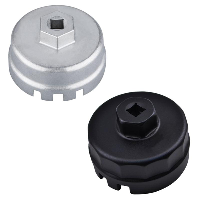 filtre huile cl clef 14 fl te cloche aluminium pour toyota lexus 3 8 ebay. Black Bedroom Furniture Sets. Home Design Ideas
