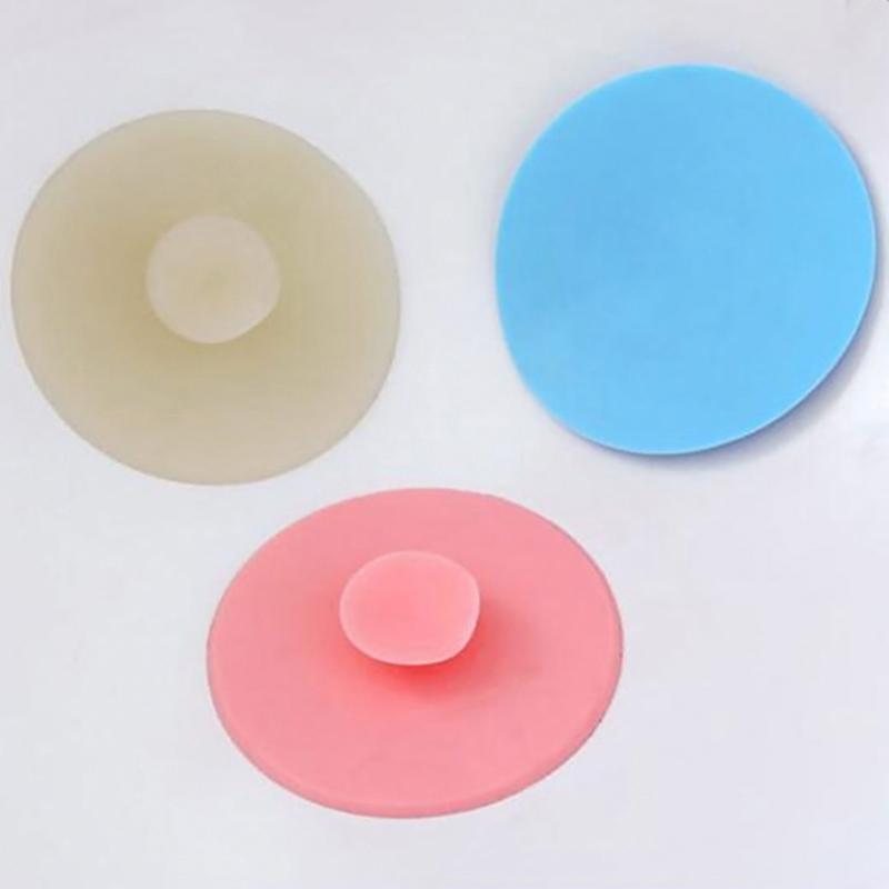 Water Stopper Tool : Kitchen rubber bath tub sink floor drain plug