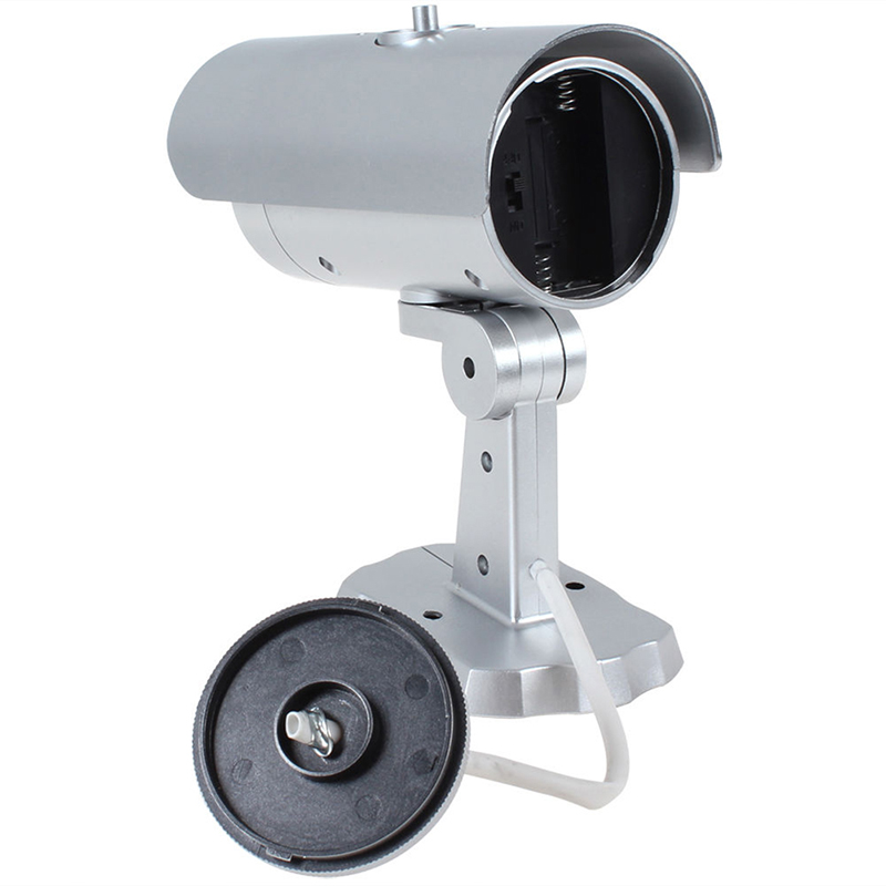 Porch Light With Camera: Emulational Fake Dummy Outdoor Security Camera With