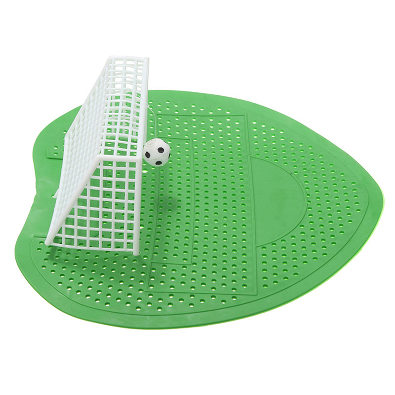 Football Soccer Shoot Goal Style Urinal Filter Screen Mat Pad Hotel Home Club | eBay