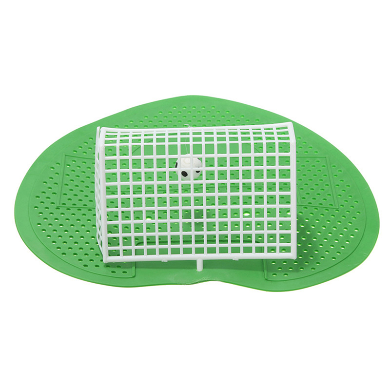 Football Soccer Shoot Goal Style Urinal Filter Screen Mat