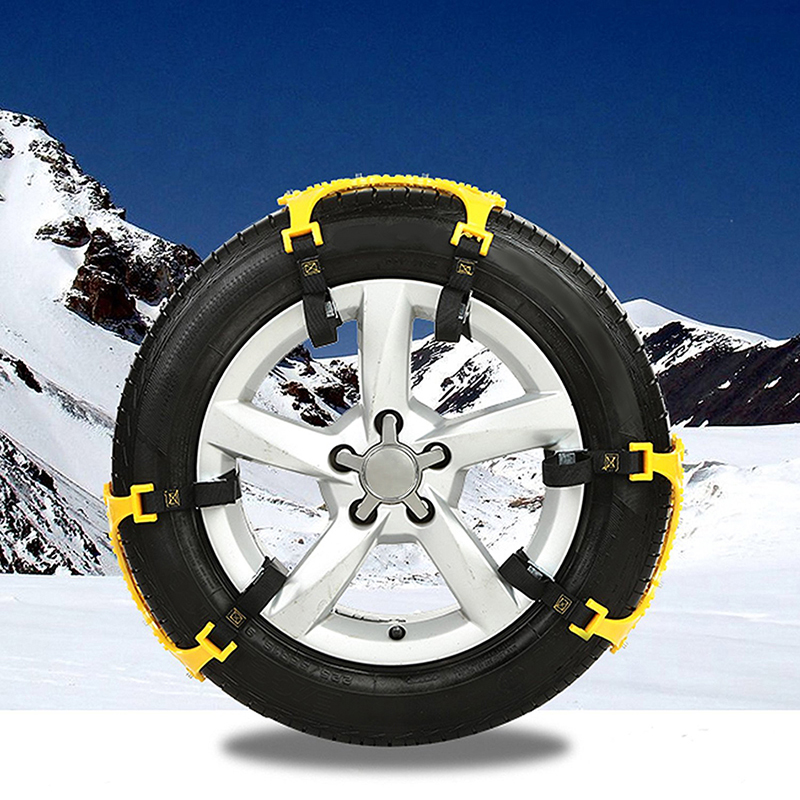 car suv motorcycle rubber winter tire tyre wheels snow chains anti skid nonslip