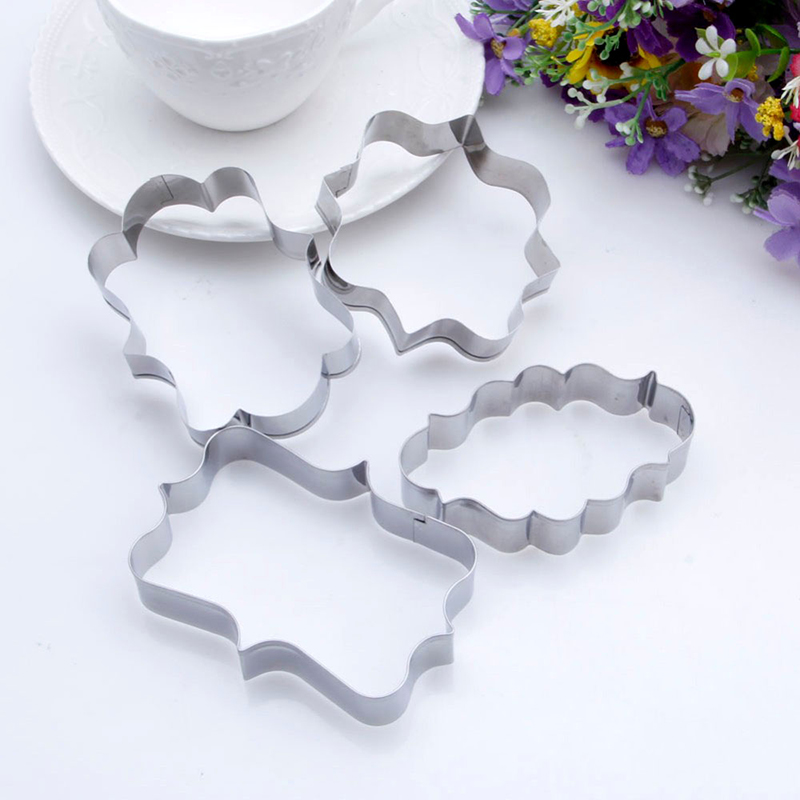 Cake Decorating Christmas Cutters : Christmas Cookie Cutters Biscuit Fondant Cake Decorating ...