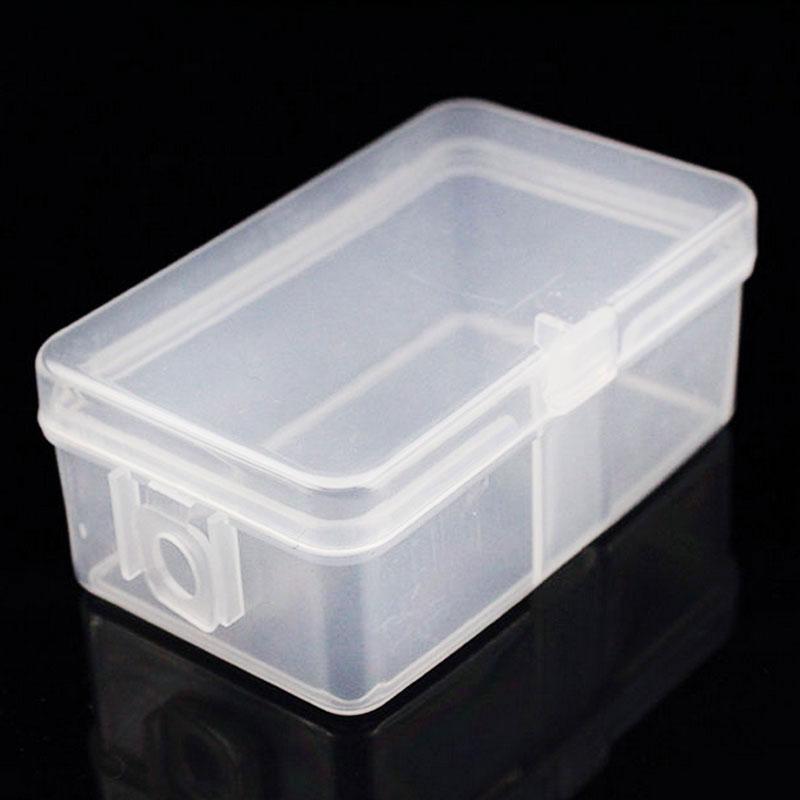 контейнер пластиковый с крышкой прозрачный 20 литров