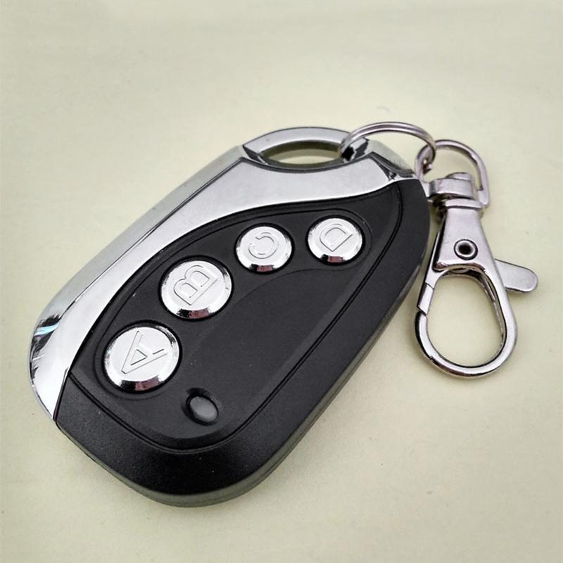 4 channel transmitter garage door opener switch remote control fob rolling code - Rolling code garage door remote ...