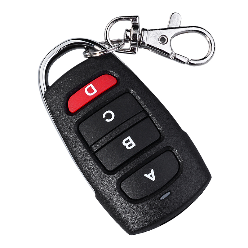Universal Electric Gate Garage Door Remote Control Key Fob