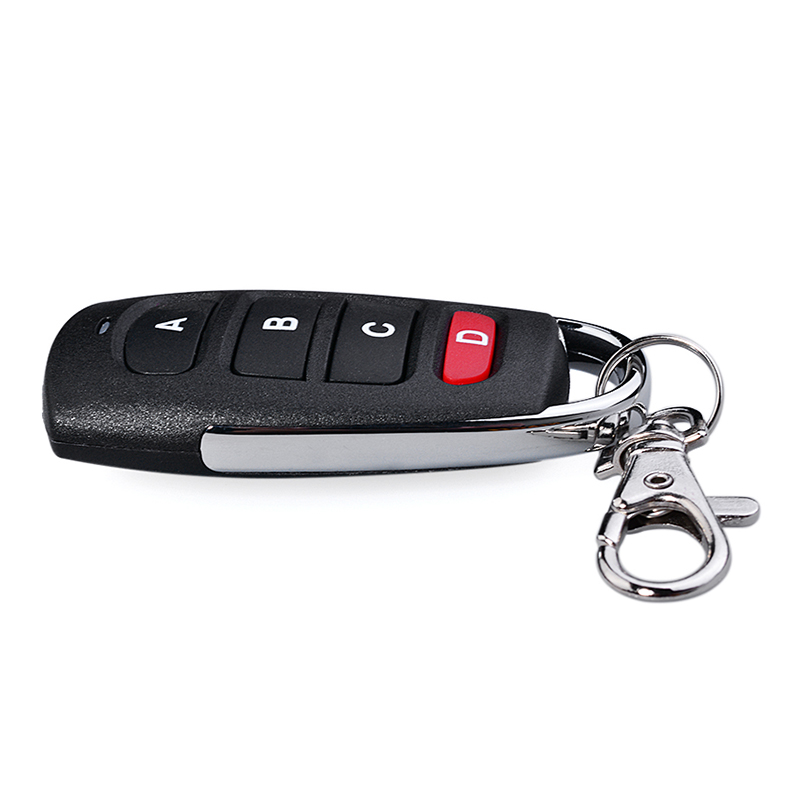 Universal Electric Gate Garage Door Remote Control Key Fob
