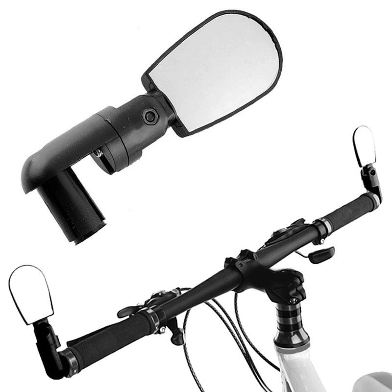 Neuf r troviseur miroir flexible pour guidon v lo vtt mtb for Miroir flexible