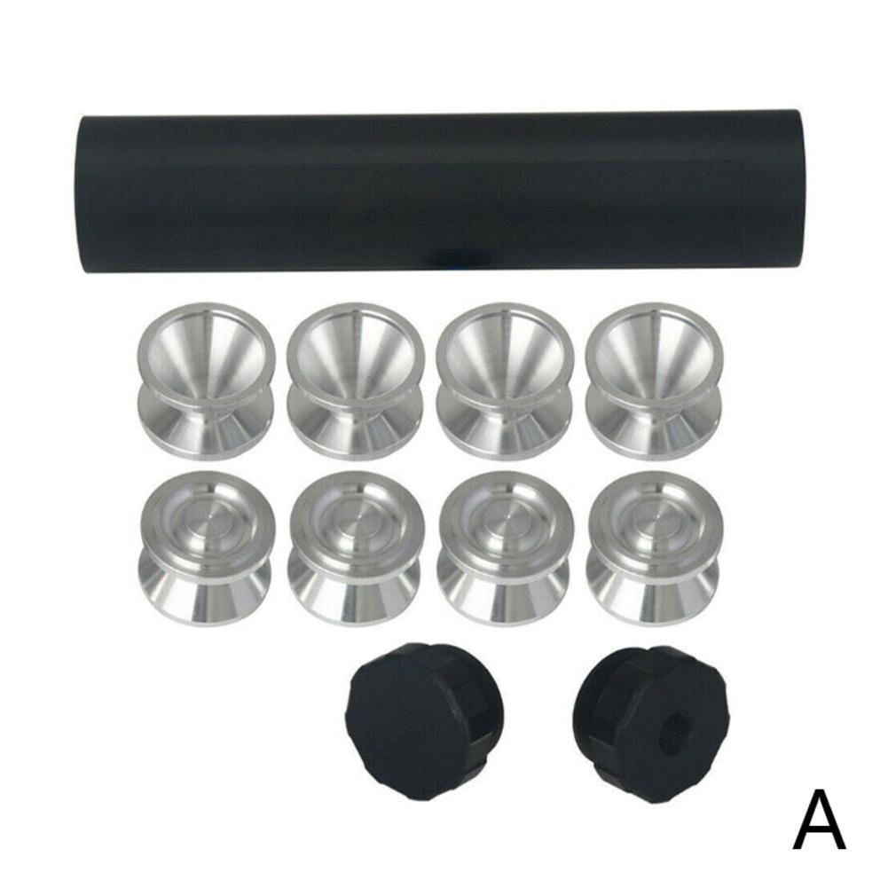 Car ABS Interior Body Edge Black Elastic Net Storage Phone Holder Accessories