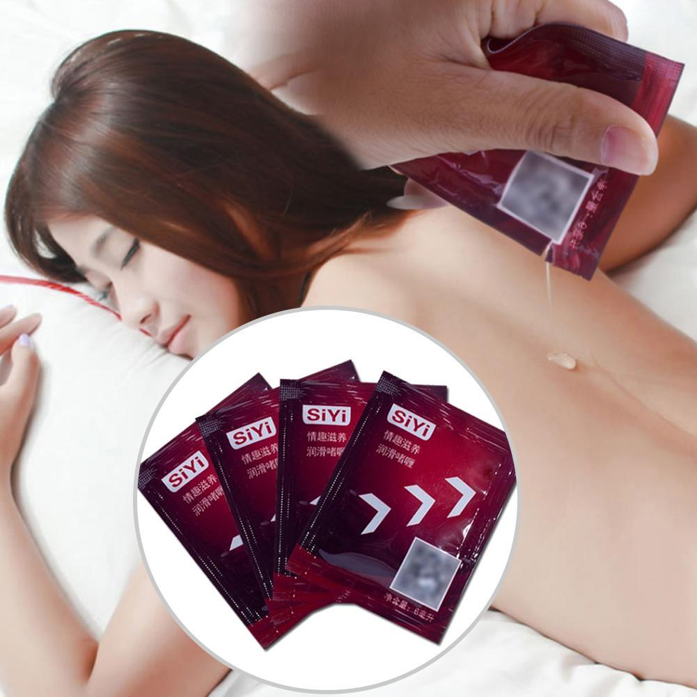 1PC 6ml Sexy lubricant Couples Lubricant Lubricant for Vaginal Lowest Price Anal Gel Sex Products For Adults Couple intimate products 2019