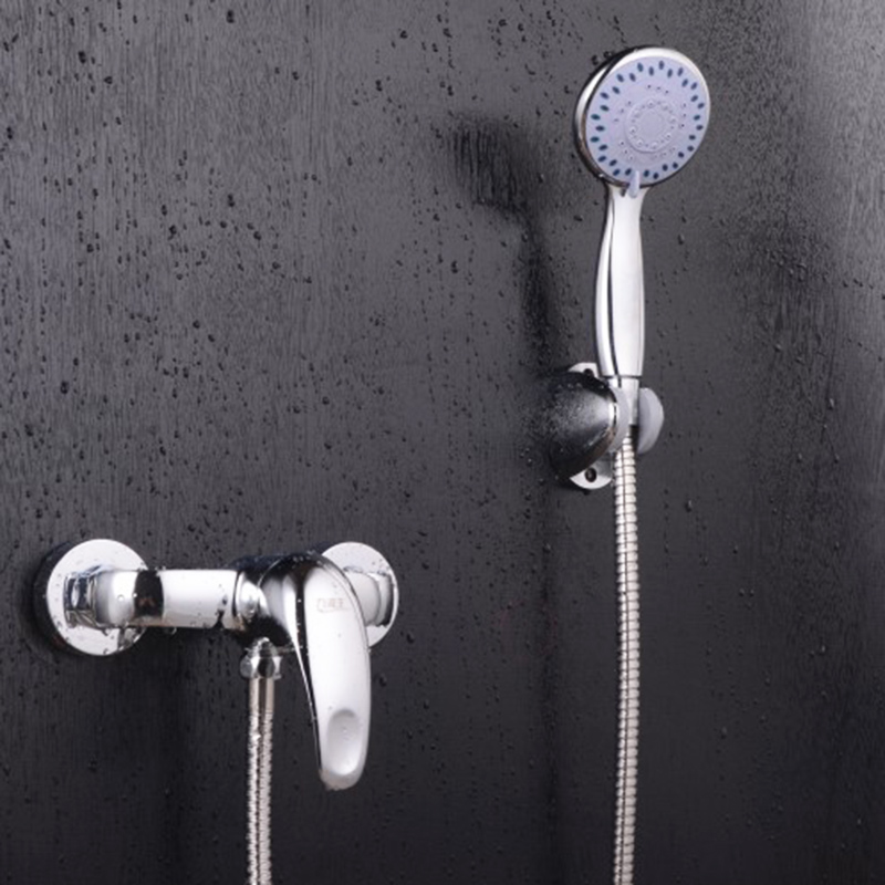hand held shower new 3 setting water saving multi function bathroom 29556