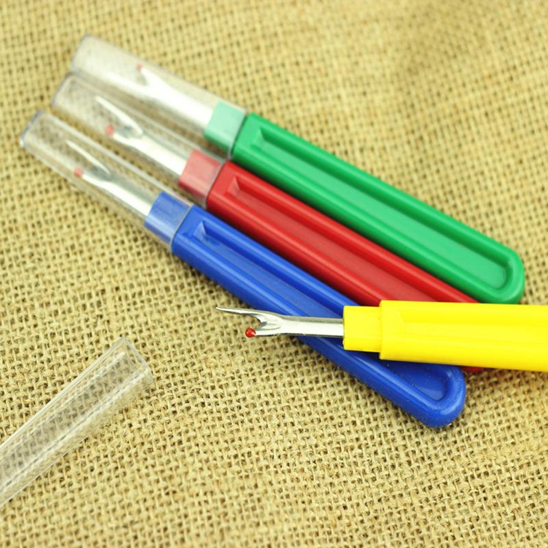 2 St/ück Nahttrenner N/ähen Fadenschneider Stich Unpicker Stich Werkzeuge N/ähzubeh/ör f/ür Faden entfernen.