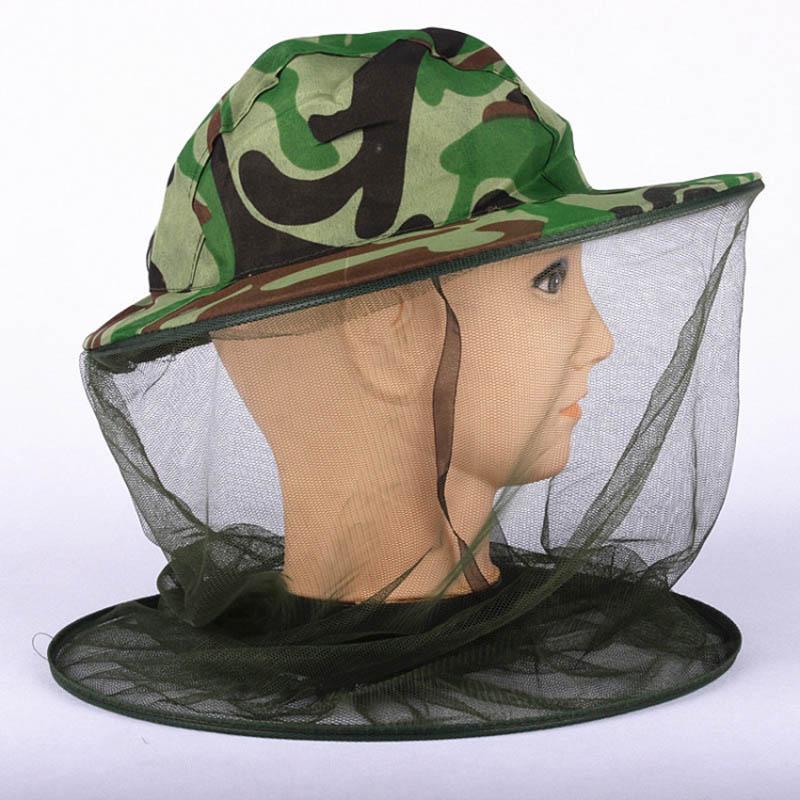 Moskito Kopfnetz Insektenschutz Netz Hut Moskitonetz Protection Hat Schutz R1G2.