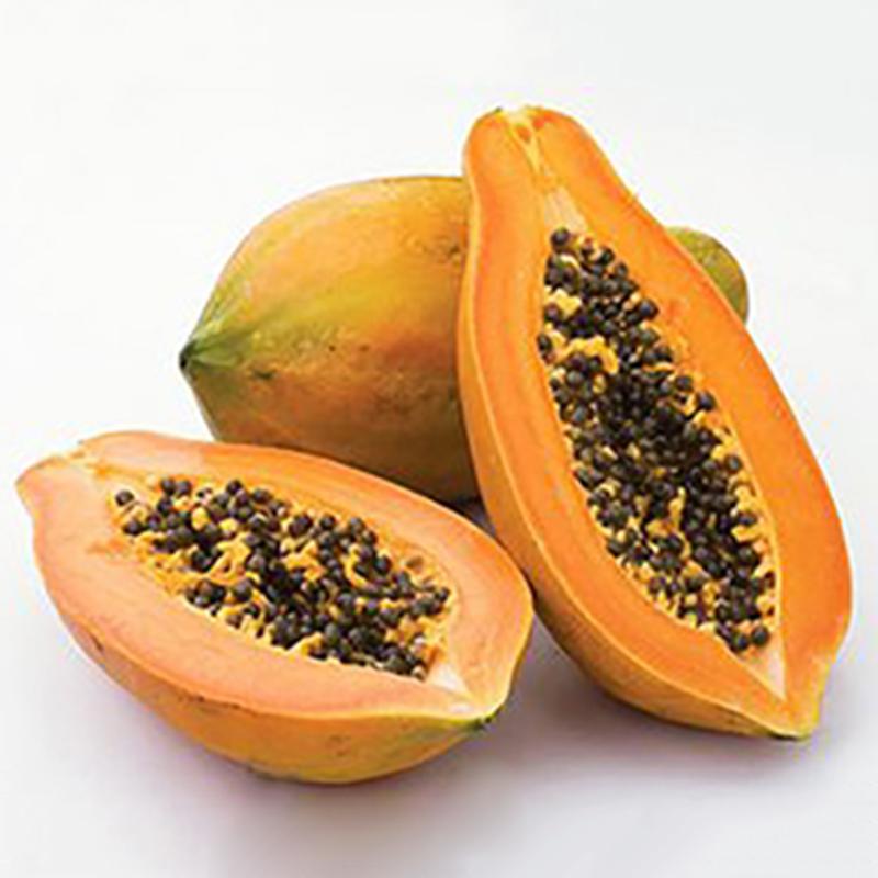 8Stück Papayas samen Gemüse Obst Baum Pflanzen Samen im Freien~.
