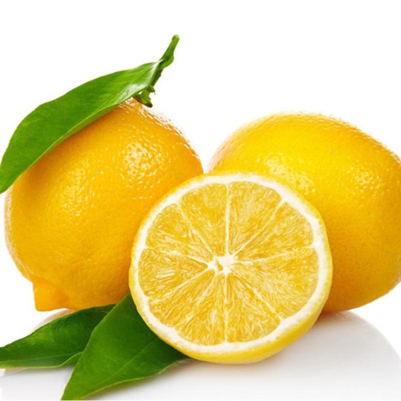 10 Stk Zitrone Samen Heirloom Garden Baum im Freien Obst Rare Green Seed