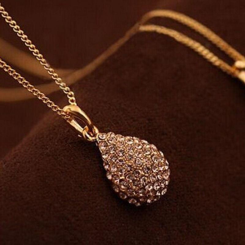 Legierung Gold Silber groß Totenkopf Schädel Anhänger lang Halskette . NEU O0O9