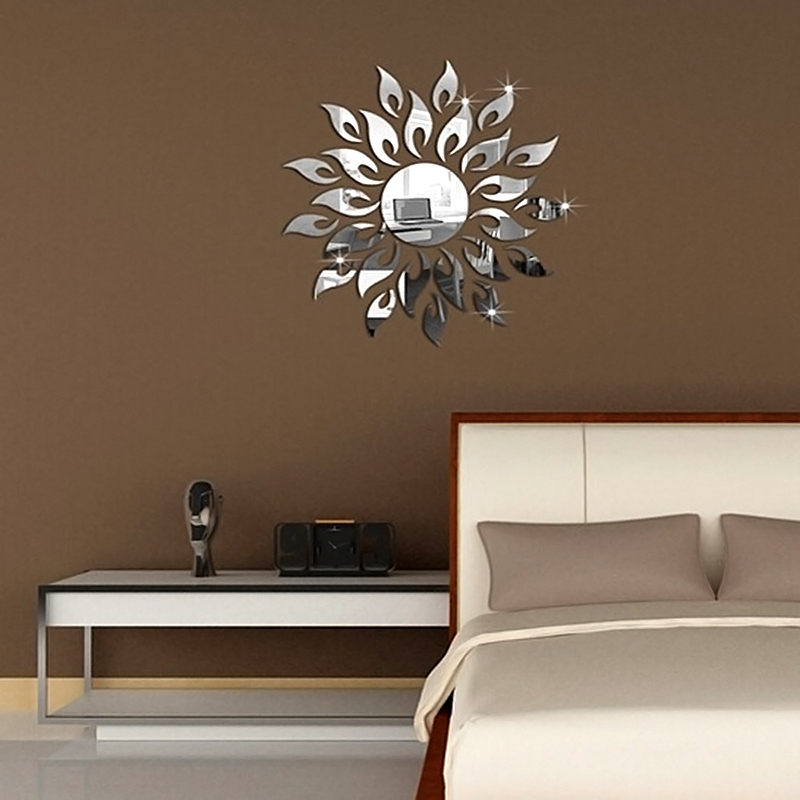 Mirror Stickers For Walls - [Peenmedia.Com]