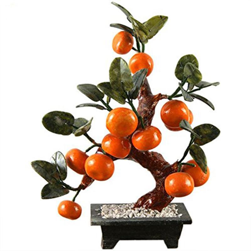 50 PCS Delicious Orange Fruit Seeds Mini Potted Orange