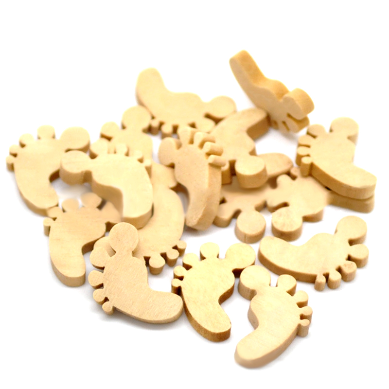 10x Luggage Tags 4cm Wood Craft Embelishments Laser Cut Shape MDF
