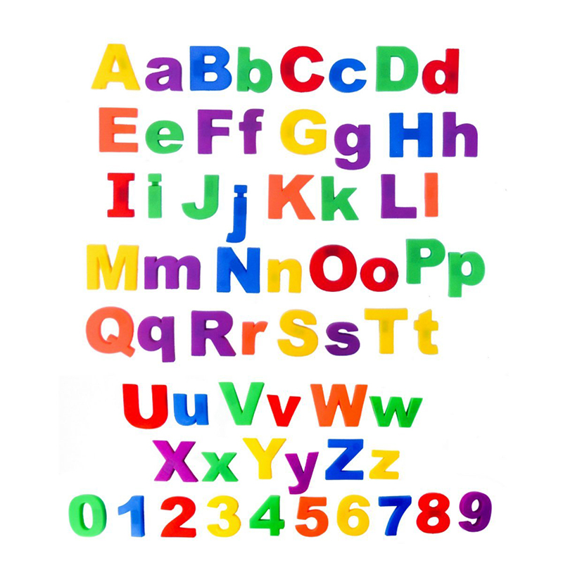 magnetic alphabet letters 26pcs lower alphabet letters number magnetic 16015